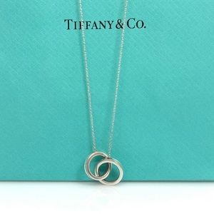 Tiffany & Co. 1837 Interlocking Circles Necklace